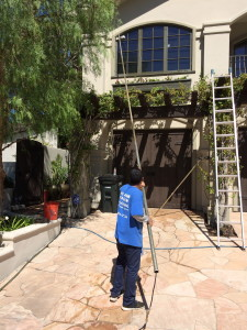 window cleaning, house wash, newport beach